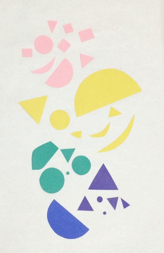 Bauhaus Art Project Cool Crafts For Kids With Images Bauhaus