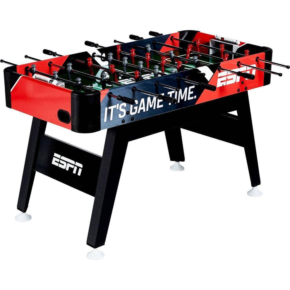 Football Game Table Arcade Foosball Soccer Indoor Espn Sports Set