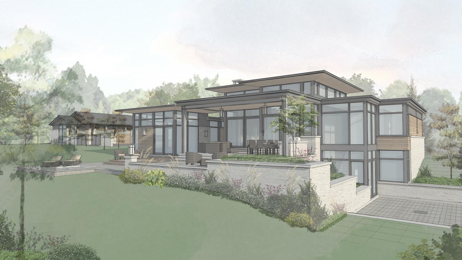 The Rural Bungalow - Modern - Portfolio - David Small Designs ...