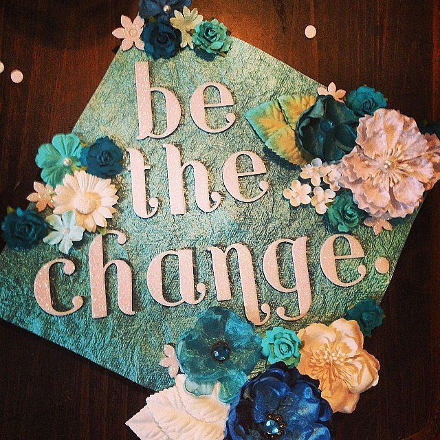 Graduation Cap Clever Girl: 61 Creative Ways To Decorate Your Graduation Cap