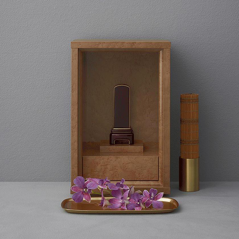 Product Design Center - Shinobu Buddhist Altar Design - Shinobu ... Buddhistischer Altar Als Deko