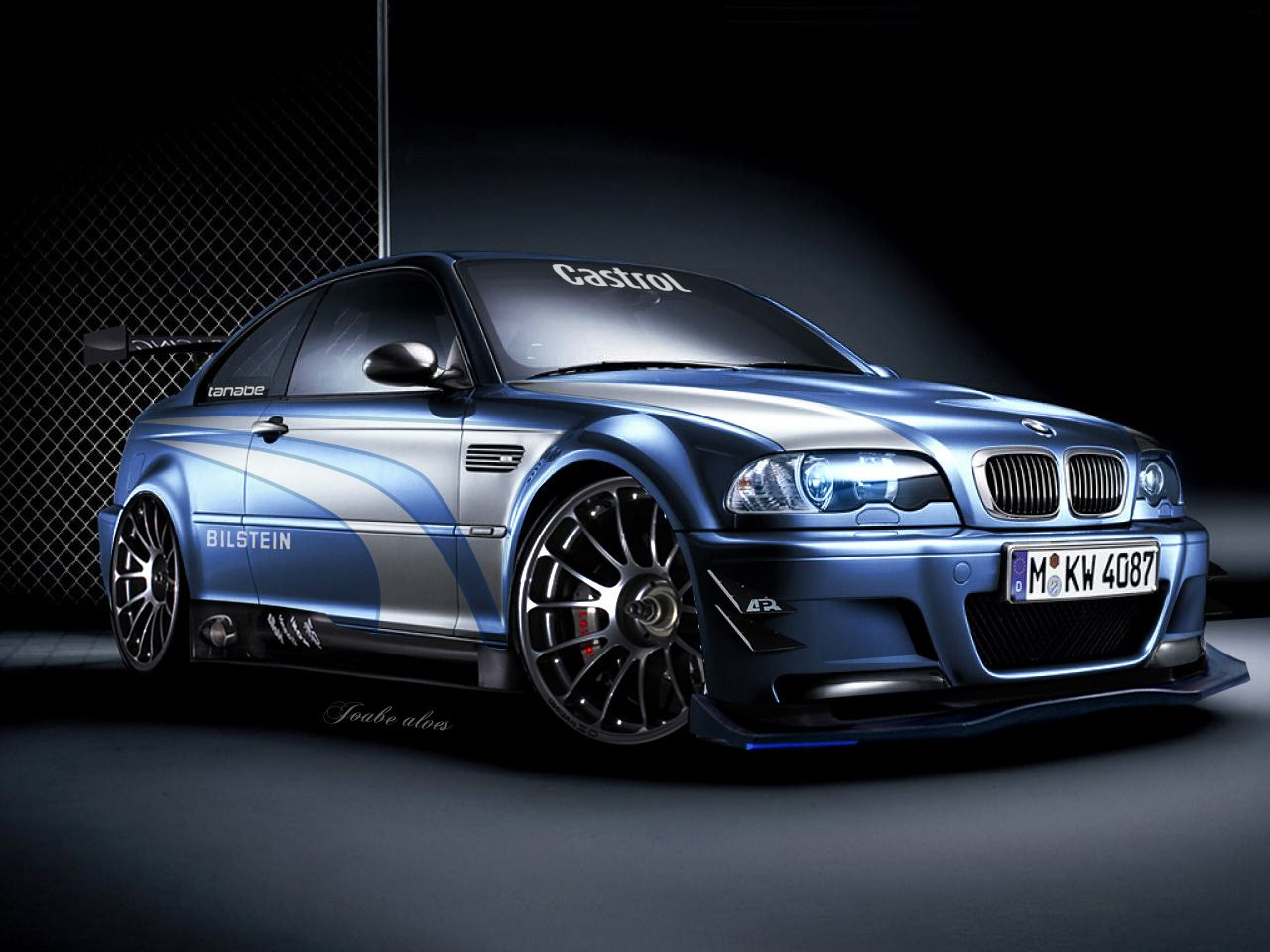 Virtual Tuning BMW M3 Super Cars Best performance cars