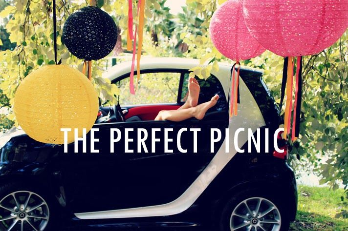 The perfect • picnic «««
