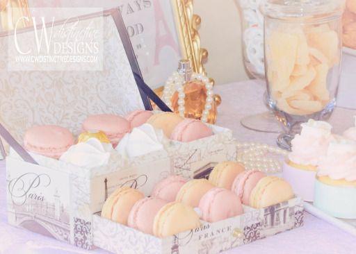 Parisiense Sobremesa e doces Buffet Mesa