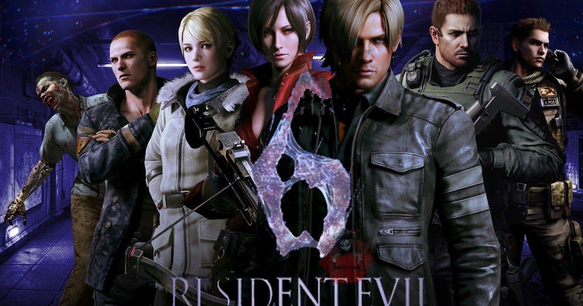 Resident Evil 6 Free Download Dengan Gambar Xiao
