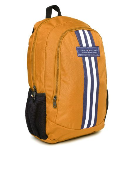 193bc795dd Tommy Hilfiger Unisex Yellow Biker Club Stapleton Backpack Height: 44.5 cm  Width: 30 cm Depth: 13.5 cm Rs 1060