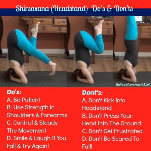 44++ How to work up to a headstand trends