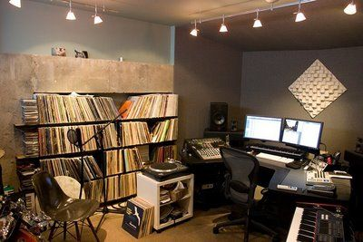 home music studio design ideas - Google Search | Studio ...