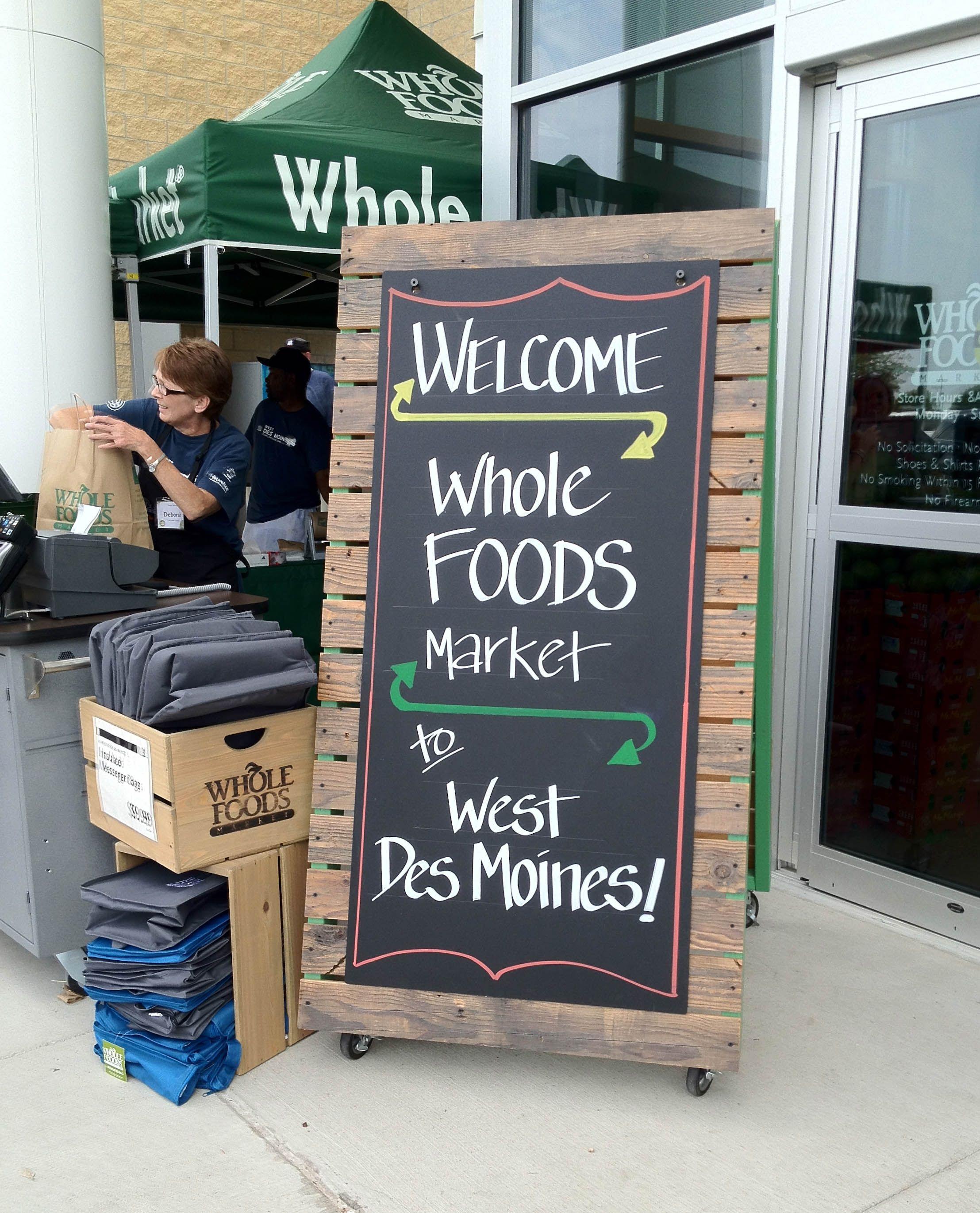 Whole Foods West Des Moines Whole Foods Iowa Organiza