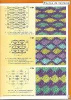 Gallery.ru / Фото #19 - Pontos de croche 205 идей - accessories