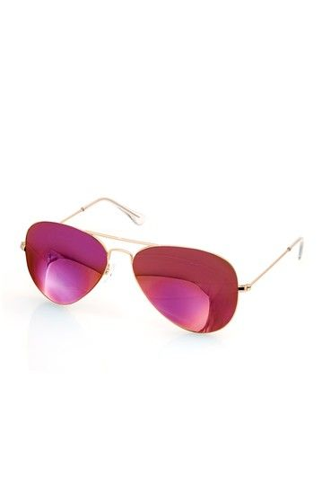 aa9d890bb83 Pink Mirrored Sunglasses