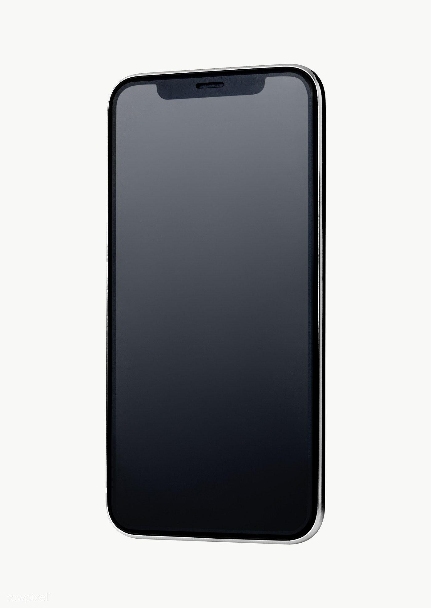 Black Cellphone Screen Mockup Transparent Png Premium Image By Rawpixel Com Eyeeyeview Phone Template Mockup Design Smartphone Art