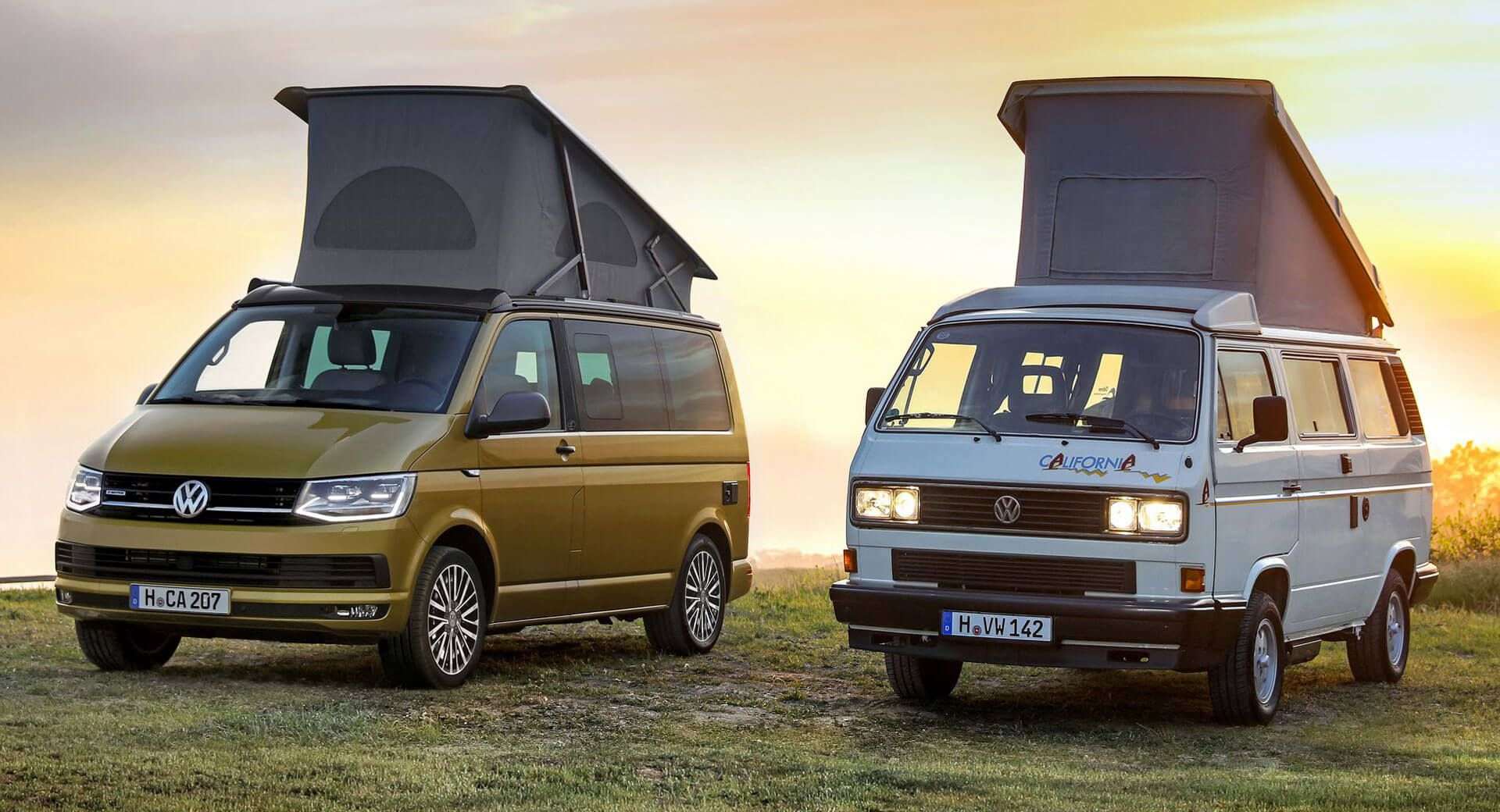 Vw California 30 Years Special Edition Could Be Your New Home Away From Home In 2020 Volkswagen Van Camper