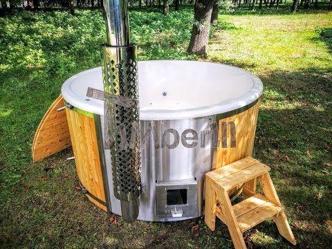 Vasca Da Esterno Riscaldata : Spa da esterno awesome vasca da esterno riscaldata argento