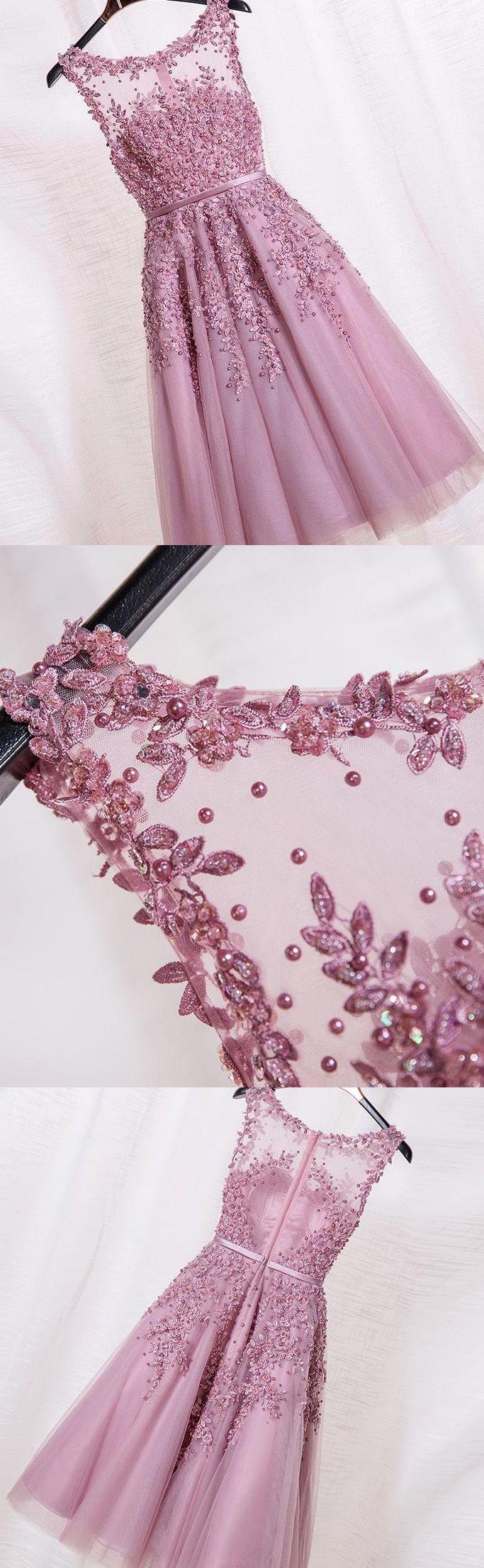 Short prom dresses prom dresses short lilac prom dresses beaded