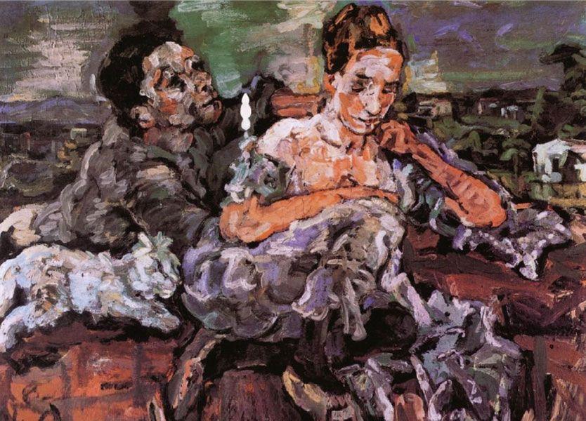 Les mouvements dans la peinture - L'expressionnisme