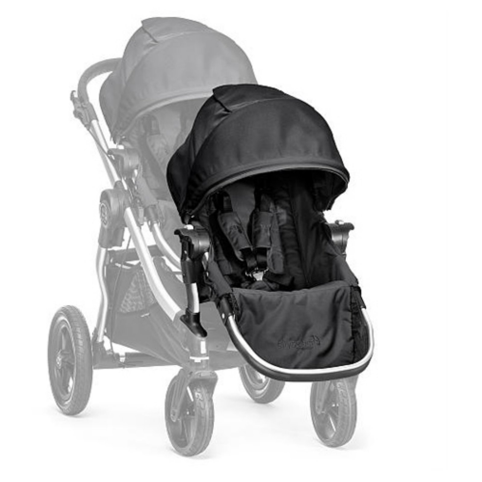 Baby Jogger City Select Second Seat Stroller Kit Onyx