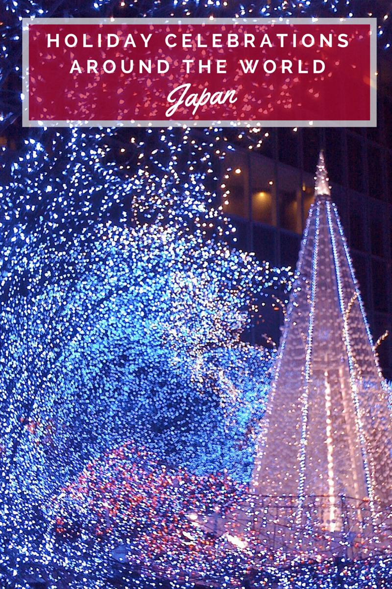 Celebrating Christmas in Japan Holiday Celebrations