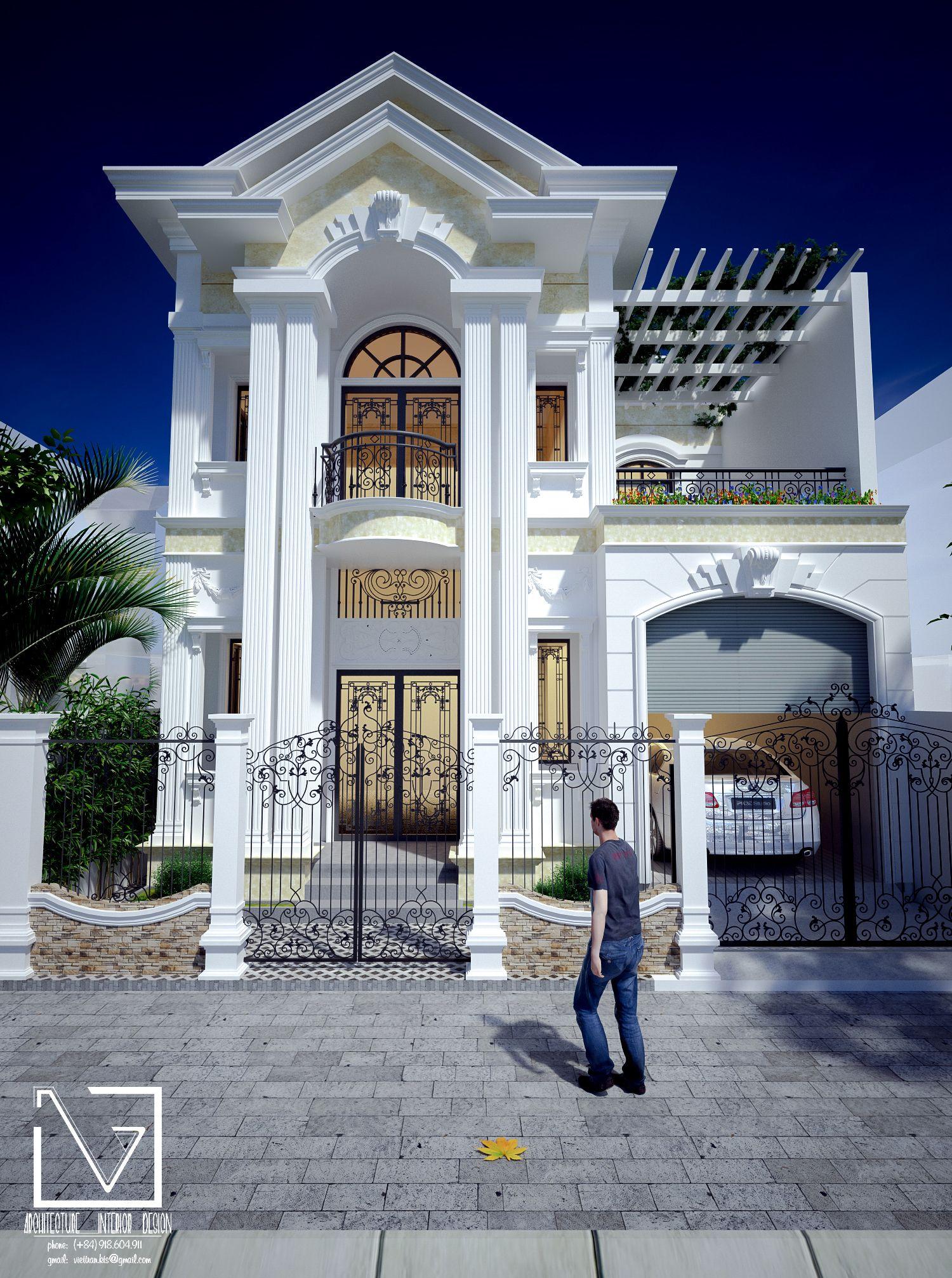 Design binh phuoc house piscine essayer plans de maison de rêve la maison
