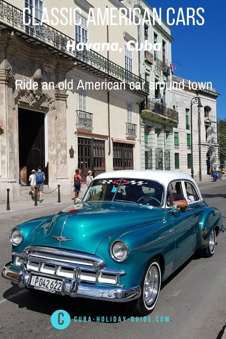 How to hire a vintage or classic American car for your tour in ...