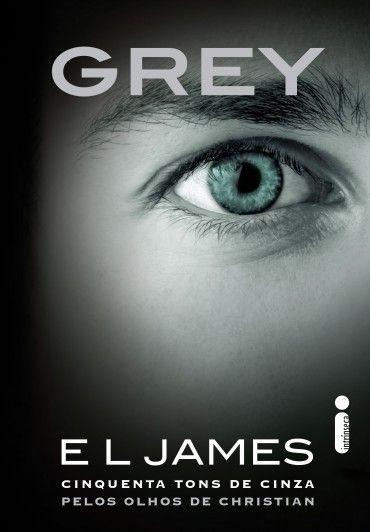 Grey Cinquenta Tons De Cinza Pelos Olhos De Christian E L