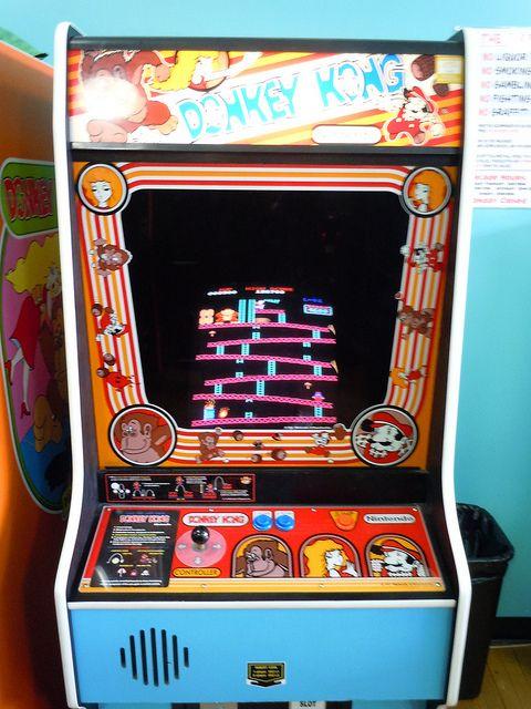 Arcades In Mn >> 04 21 12 Rusty Quarters Arcade Minneapolis Mn Donkey Kong