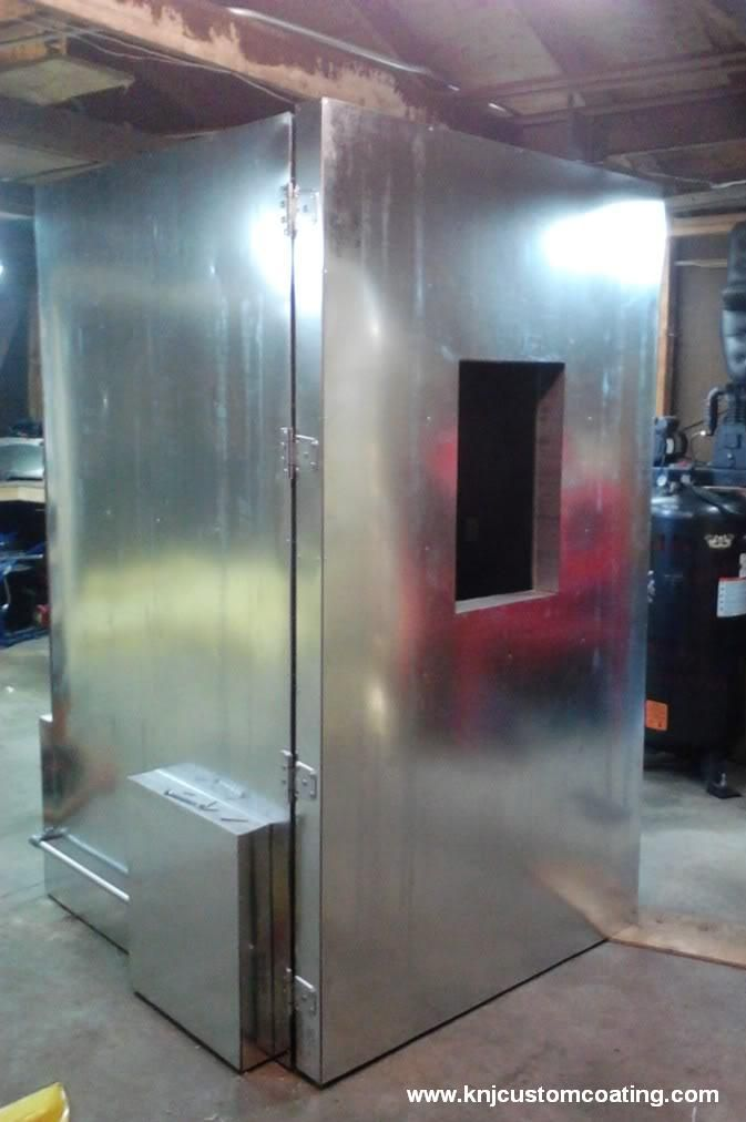 Learn How To Build This Powder Coating Oven Now Http