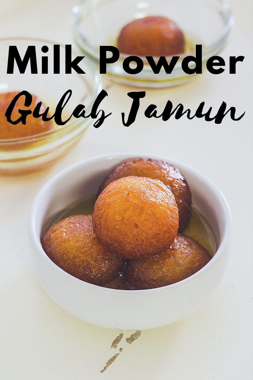 Milk Powder Gulab Jamun Spice Up The Curry Recipe In 2020 Milk Powder Gulab Jamun Recipe Jamun Recipe Gulab Jamun Recipe