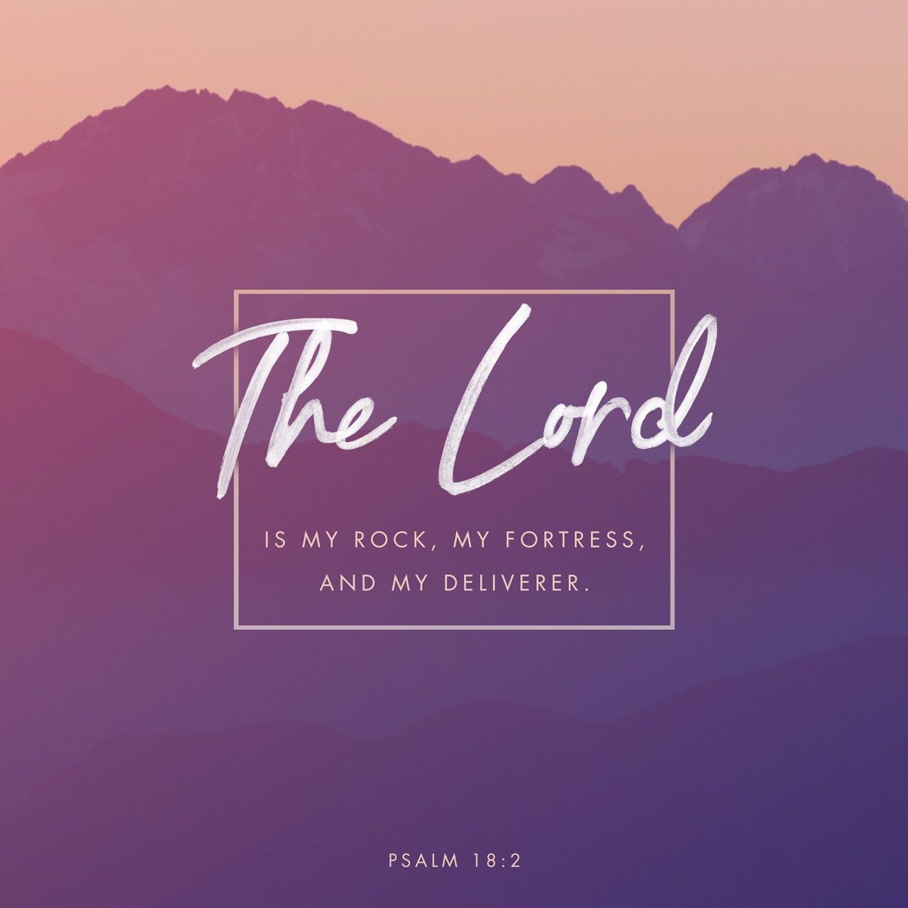 Psalms 18:2
