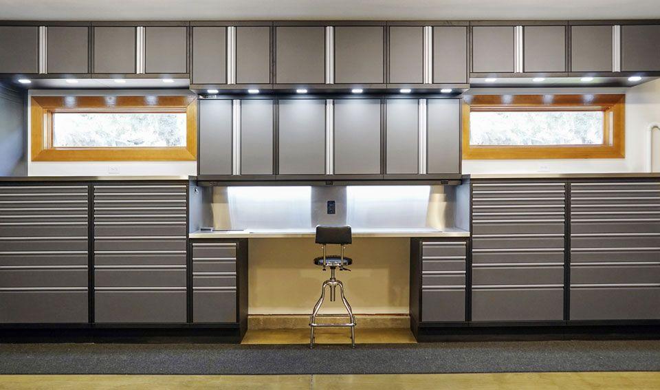 Fresh Gl Custom Steel Cabinets