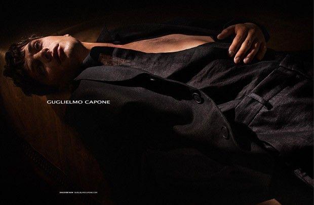Matthew Bell for Guglielmo Capone Spring Summer 2015