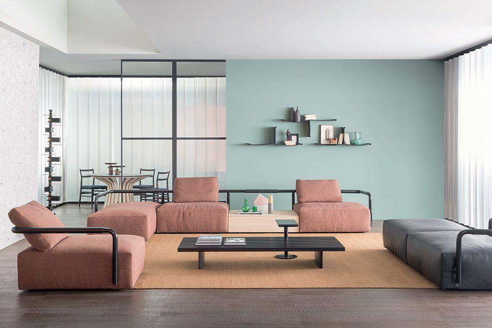 Désencombrer l\u0027espace pour un salon aéré avec des fauteuils - couleur pour salon moderne
