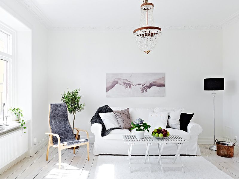 Blog Simple Living Room Living Room Designs Swedish Home Decor