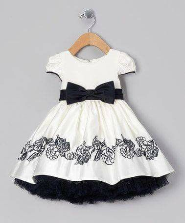 Vestido de menina