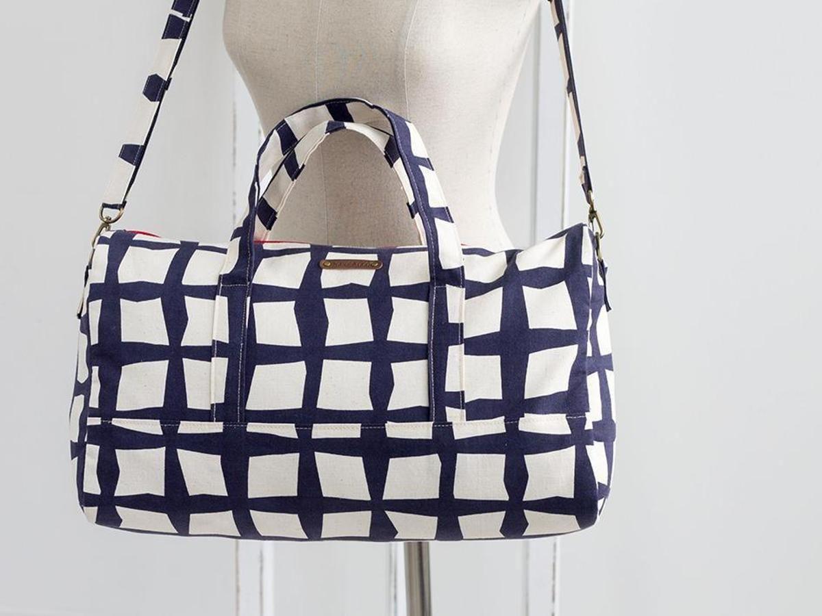 1131 Courtney Duffle Bag PDF Pattern
