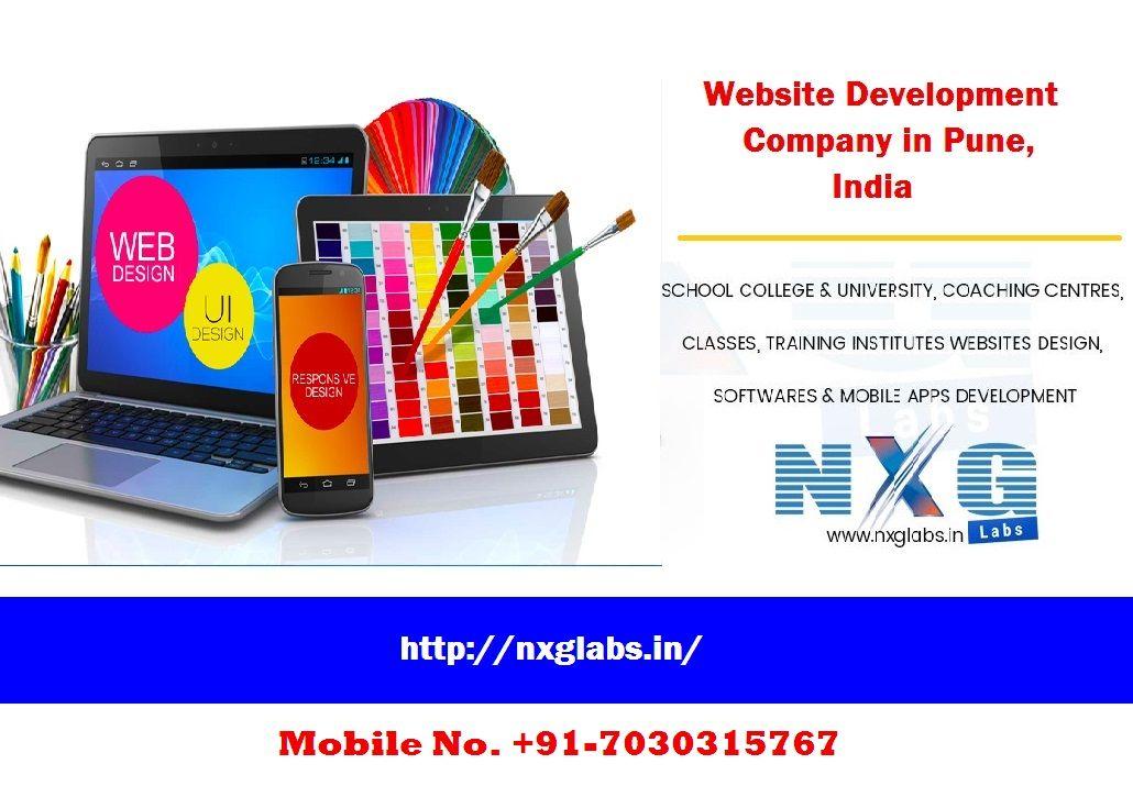 Software Development Company In Pune Nxg Labs Pvt Ltd Is An It Services Custom Web App Development And Website Development Software Development App Development Website Development Company