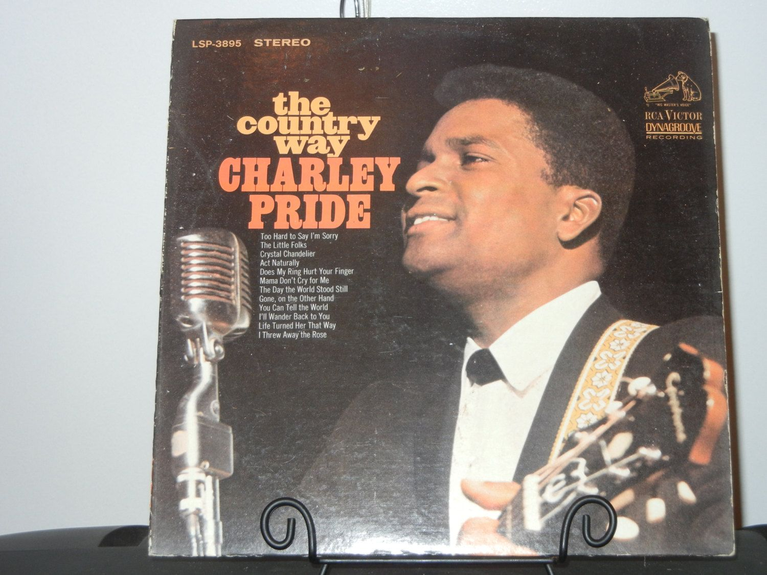 The country way vintage vinyl album by charley pride from 1967 by the country way vintage vinyl album by charley pride from 1967 by gailspopcycle on etsy arubaitofo Images