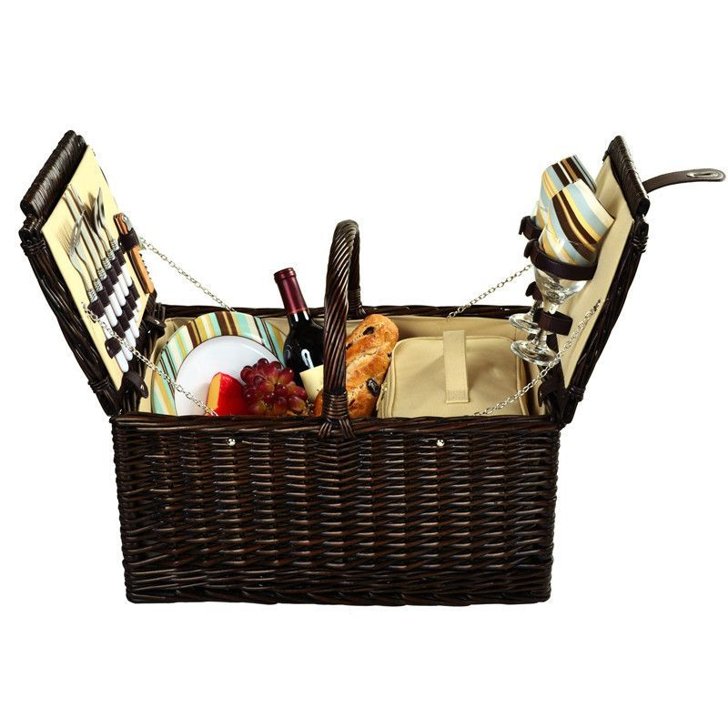 Surrey Picnic Basket For Two