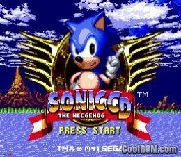 Sonic CD ROM (ISO) Download for Sega CD - CoolROM com