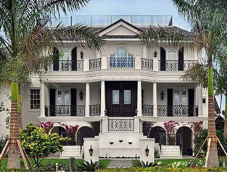 Plan 66310WE: 3 Story Southern Belle | Plantation style houses ...