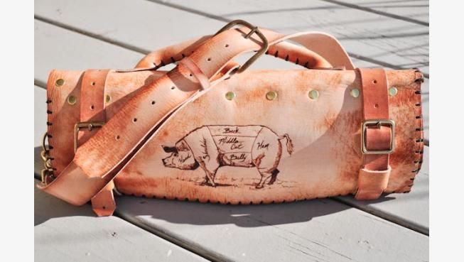 Linny Kenney Leather | 2013 Audience Choice Awards Nominee | Martha Stewart American Made | Martha Stewart
