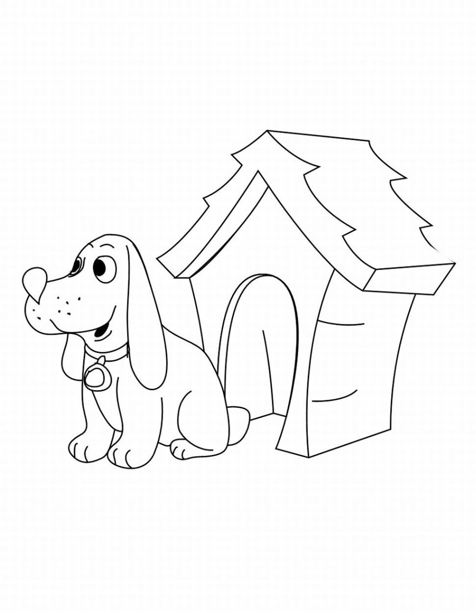 Animal Homes Coloring Pages Google Search Animal Coloring Pages Printable Animal Pictures Cat Coloring Page