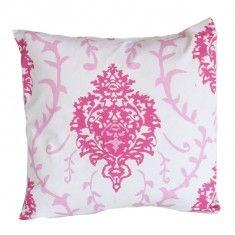 Pink Venetto Square Pillow