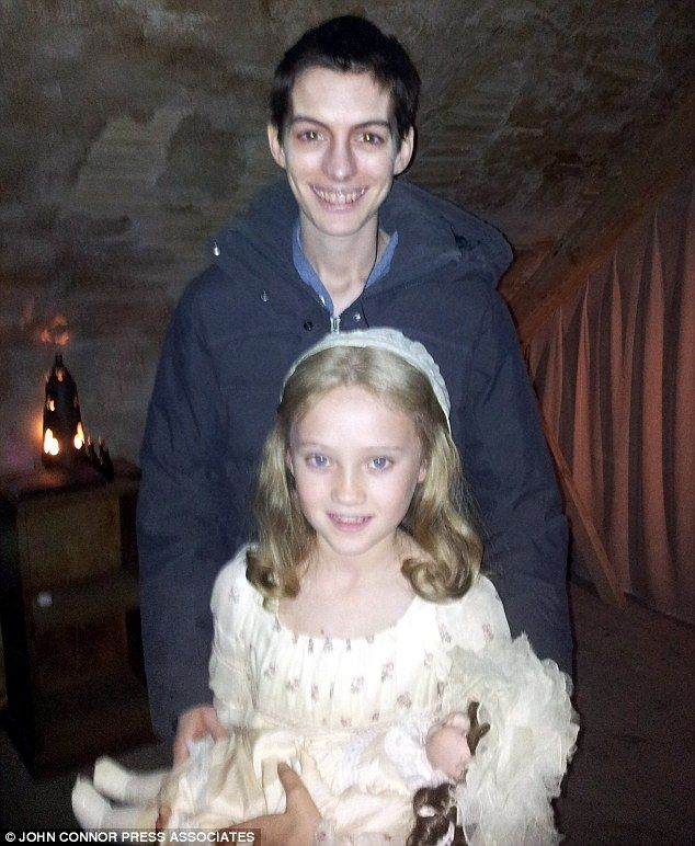 Anne Hathaway Stars As Fantine In: 'I Jumped On My Bed When I Got The Part!': 10-year-old