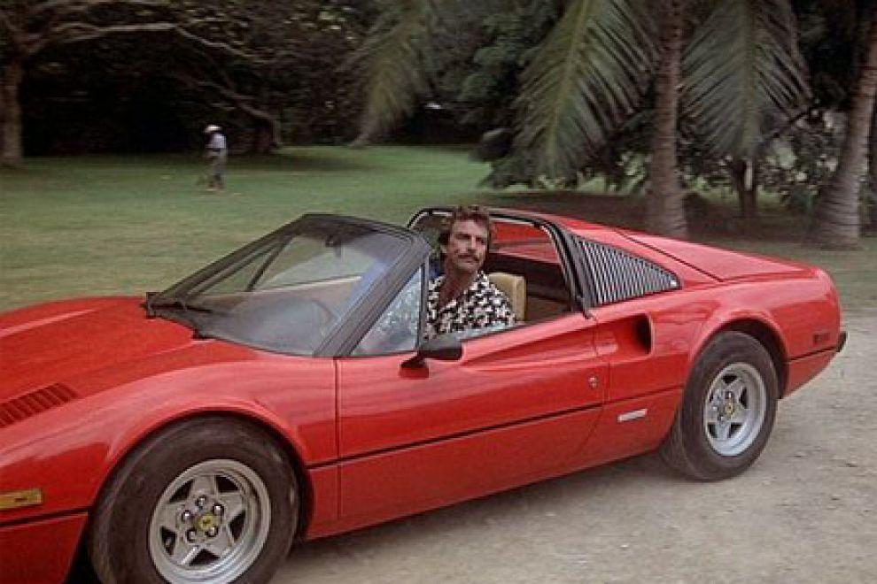 Il Cavallino Più Amato Magnum Pi Ferrari Design