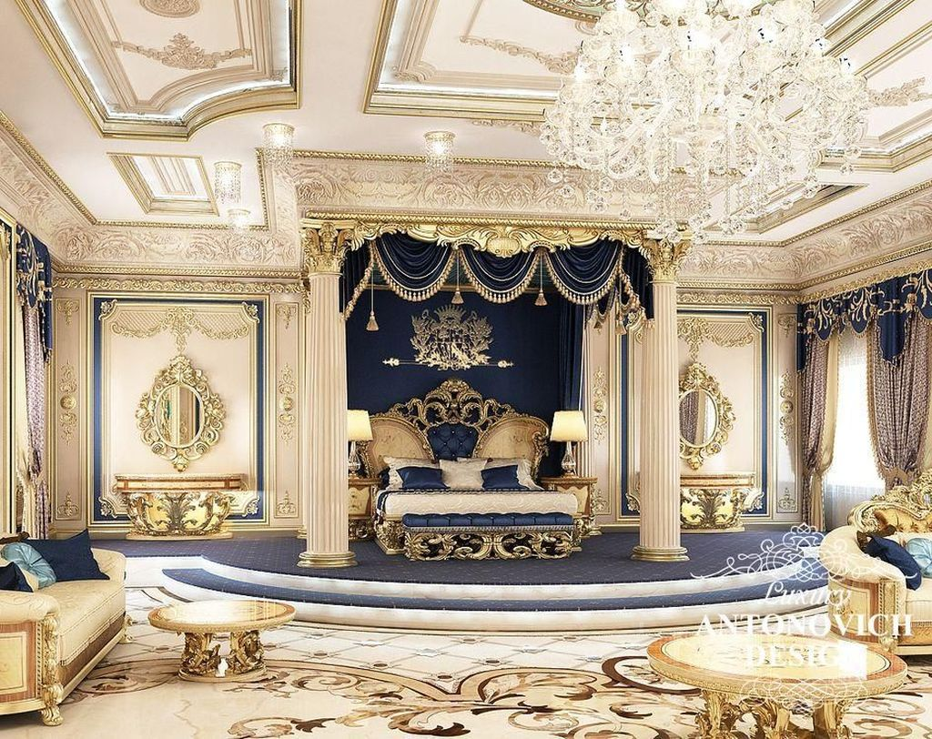 Best 45 Best Romantic Luxurious Master Bedroom Ideas For 400 x 300