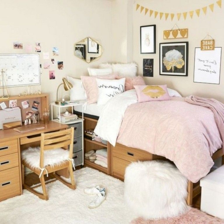 27 Simple Diy Projects For Your Dorm Room Design Cozy Dorm Room