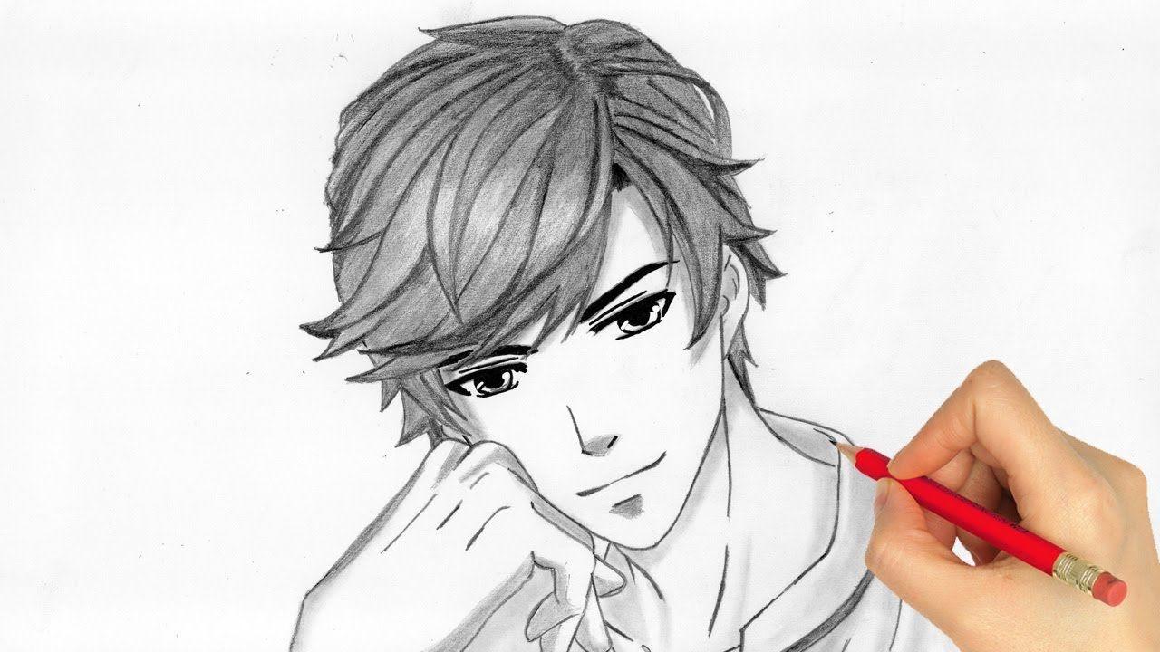 How to draw manga for beginners drawing manga boy
