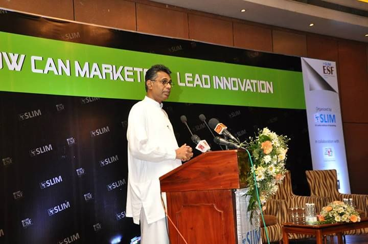 How can marketers lead innovation SLIM ESF.