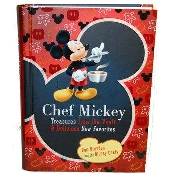 The Chef Mickey Cook Book By Pam Brandon Books To Read